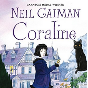 Neil Gaiman Coraline Book Kids Should Read Before They're 12