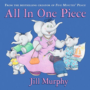All In One Piece (Large Family) 20 Funny Kids Books Every Parent Should Buy