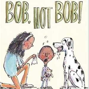 Bob Not Bob!: *to be read as though you have the worst cold ever  20 Funny Kids Books Every Parent Should Buy
