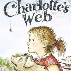 Charlotte's Web (A Puffin Book) 30 Most Popular Kids Reading Books