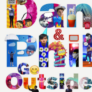 Dan and Phil go outside Non Fiction Book For Teen