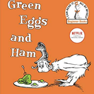 Green Eggs and Ham 25 Most Popular Dr. Seuss Books For Children's