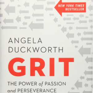 Grit_ The Power of Passion and Perseverance 10 Best Entrepreneur Book for Teenagers