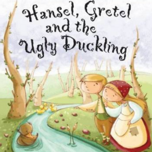 Hansel, Gretal, and the Ugly Duckling (Tadpoles: Fairytale Jumbles)  30 Most Popular Fairy Books