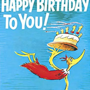 Happy Birthday to You! 25 Most Popular Dr. Seuss Books For Children's