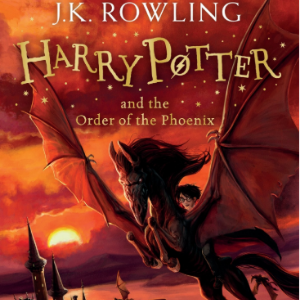 Harry Potter and the Order of the Phoenix (Harry Potter 5) Best Novels For Children