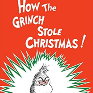 How the Grinch Stole Christmas! (Classic Seuss) 25 Most Popular Dr. Seuss Books For Children's