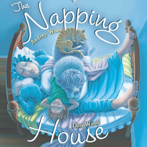 Napping House: Big Book (HMH Big Books) 30 Most Popular Kids Reading Books