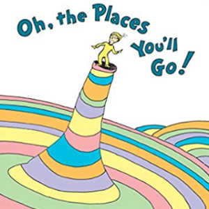Oh, the Places You'll Go! 25 Most Popular Dr. Seuss Books For Children's