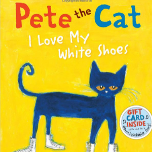 Pete the Cat: I Love My White Shoes  30 Most Popular Kids Reading Books