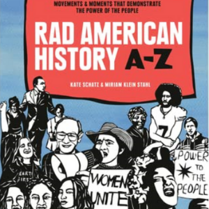 Rad american history  Non Fiction Book For Teen