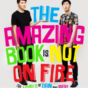 The amazing book is not on fire Non Fiction Book For Teen
