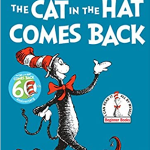The Cat in the Hat Comes Back 25 Most Popular Dr. Seuss Books For Children's