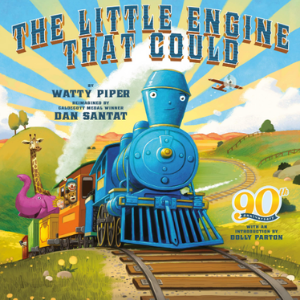 The Little Engine That Could: 90th Anniversary Edition Best Picture Books 2020 For Kids
