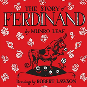 The Story of Ferdinand Board book 30 Most Popular Kids Reading Books