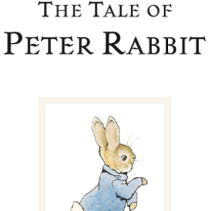The Tale of Peter Rabbit Story  Best Novels For Children