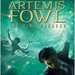 The Time Paradox (Artemis Fowl, Book 6) 30 Most Popular Fairy Books