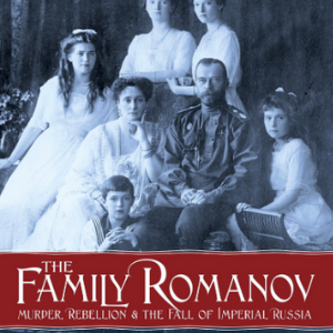 The Family Romanov: Murder Rebellion and the fall of Imperial Russia  Non Fiction Book For Teen