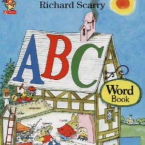 ABC Word  Book Top 20 Best Richard Scarry Books For Childrens