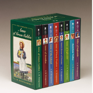 Anne of Green Gables, Complete 8-Book Box Set: Anne of Green Gables; Anne of the Island; Anne of Avonlea; Anne of Windy Poplar; Anne's House of ... Ingleside; Rainbow Valley; Rilla of Ingleside Top 25 Wonderfull Books For 5th Graders