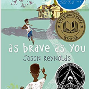 As Brave As You (Ala Notable Children's Books. Older Readers) Top 25 Wonderfull Books For 5th Graders