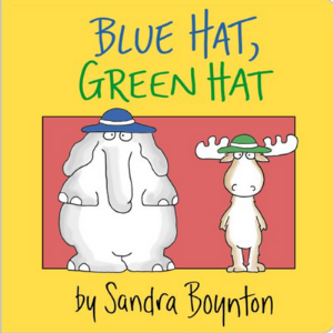 BLUE HAT, GREEN HAT 30 Recommended Best Books for 3 Year Olds Kids