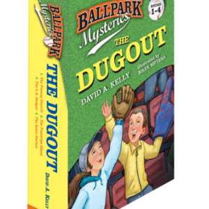 Ballpark Mysteries: The Dugout boxed set (books 1-4) Top 25 Best Books For 7 Year Olds Children's