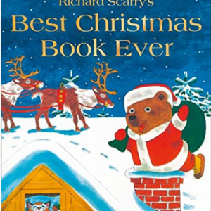 Best Christmas Book Ever! Top 20 Best Richard Scarry Books For Childrens
