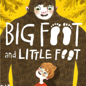Big Foot and Little Foot (Book #1) Top 25 Best Books For 7 Year Olds Children's
