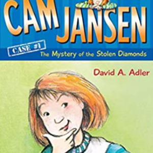Cam Jansen and the Mystery of the Stolen Diamonds 25 Must-Read Mystery Books For Kids