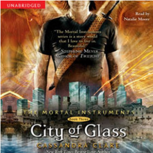 City of Glass: The Mortal Instruments, Book 3 Best Fantasy Books For Teens