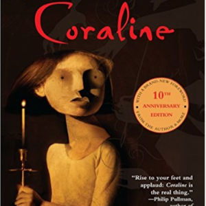 Coraline 25 must Read Horror Books For Teens