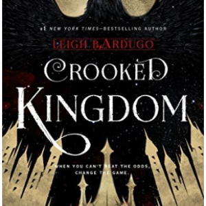 Crooked Kingdom: A Sequel to Six of Crows  25 Best Fantasy Books For Teens