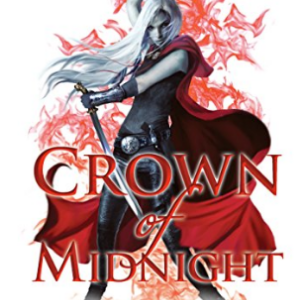 Crown of Midnight (Throne of Glass Book 2) 25 Best Fantasy Books for Teens