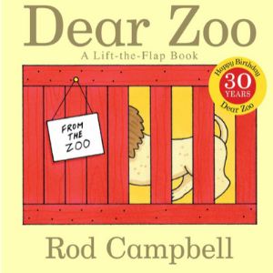 Dear Zoo: A Lift-the-Flap Book Top 30 Best Books For 2 Year Olds Kids