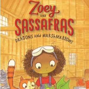 Dragons and Marshmallows (Zoey and Sassafras Book 1) 25 Highly Recommended Best Chapter Books For 4th Graders