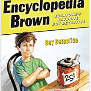 Encyclopedia Brown, Boy Detective  25 Must-Read Mystery Books For Kids