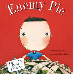 Enemy Pie (Reading Rainbow Book, Children s Book about Kindness, Kids Books about Learning)
