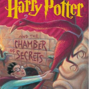 Harry Potter and the Chamber of Secrets 25 Best Fantasy Books for Teens