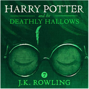 Harry Potter and the Deathly Hallows, Book 7 25 Best Fantasy Books for Teens