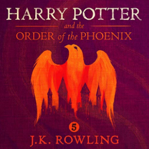 Harry Potter and the Order of the Phoenix, Book 5 25 Best Fantasy Books for Teens