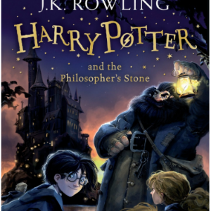 Harry Potter and the Philosopher's Stone 25 Best Fantasy Books for Teens