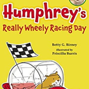 Humphrey's Really Wheely Racing Day (Humphrey's Tiny Tales) Top 25 Best 2nd Grade Reading Books