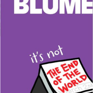 It's Not the End of the World 25 Most Popular Judy Blume Books For Everyone Should Read