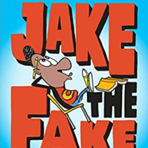 Jake the Fake Keeps it Real (Book 1) Top 25 Best 3rd Grade Books