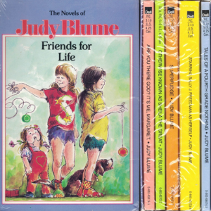 Judy Blume and You: Friends for Life 25 Most Popular Judy Blume Books