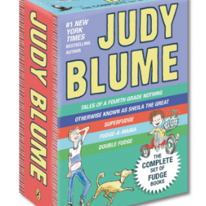 Judy Blume's Fudge 25 Most Popular Judy Blume Books For Everyone Should Read