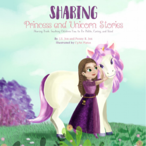 Kindness Books for Kids: Sharing: Princess and Unicorn Stories: Sharing Book Teaching Children How to Be Polite, Caring, and Kind (Princess Books, Unicorn Books)
