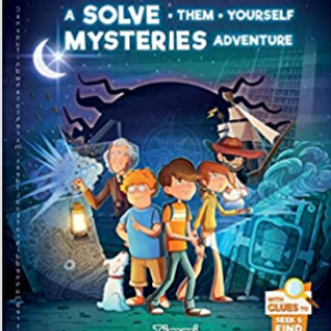 Legend of the Star Runner: A Timmi Tobbson Adventure (Solve-Them-Yourself Mysteries for Kids 8-12) 25 Highly Recommended Best Chapter Books For 4th Graders