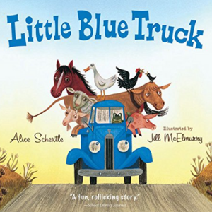 Little Blue Truck Board Book Board book 30 Recommended Best Books for 3 Year Olds Kids